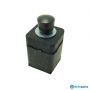 Calço De Borracha Mini Para Condensadora Ate 32 Kg Com Parafuso 5/16