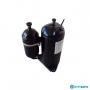 Compressor Rotativo 18.000 Btu Original Midea E Toshiba - R-410a - 220/01-60 - Inverter