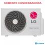 Condensadora Lg 18.000 Btu Modelo Asuw182crg2 - 220/01 - R-410 - Inverter Quente Frio