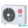 Condensadora Lg 18.000 Btu Modelo Tsuc182m4w0 - 220/01 - R-22 - Fixo Frio