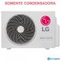 Condensadora Lg 18.000 Btu Modelo Usuq182csg3 - 220/01 - R-410 - Inverter Frio