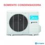 Condensadora Midea 18.000 Btu Modelo 38mkcb18m5 - 220/01 - R-410 - Inverter Frio