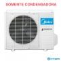 Condensadora Midea 22.000 Btu Modelo Msc-22hrn1 - 220/01 - R-410 - Inverter Quente Frio