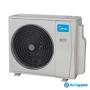 Condensadora Midea 42.000 Btu Modelo 38mbpa42m5 - 220/01 - R-410 - Inverter Quente Frio - Multi Split