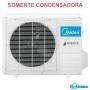 Condensadora Midea 9.000 Btu Modelo 38vfqa09m5 - 220/01 - R-410 - Inverter Quente Frio