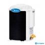Condensadora Springer 9.000 Btu Modelo 38kqx09s5 - 220/01 - R-410 - Fixo Quente Frio