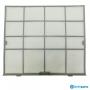 Filtro Ar Condicionado Fujitsu Modelo Asba, Asbg Capacidades 18.000 Ate 30.000 Btu