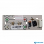 Placa Receptora Komeco Modelo Kos Quente Frio G1 Capacidade 18.000 Btu