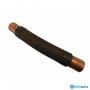 Tubo Metalico Flexivel Para Refrigeracao 2.1/4 - Solda - Comprimento 40cm