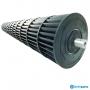 Turbina Evaporadora Fujitsu Modelo Asba Capacidades 18.000 A 30.000 Btu, Asbg Capacidade De 18.000 E 24.000 Btu
