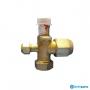 Valvula De Servico 5/8 Com Schrader - Gas R-410a 0200323517
