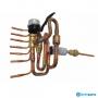 Valvula Expansão Eletronica Evaporadora Lg Modelos Arnu24gtpa2, Crnu24gtpa2