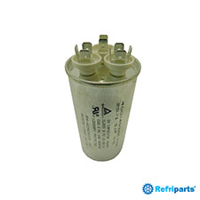 Capacitor Duplo Lg 25+1,5mf 400vac Modelo Tsuh092jba0