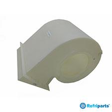 Caracol Ventilador Daikin Modelo Fxmq140pve - Superior E Inferior
