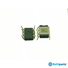 Chip Da Placa Evaporadora Komeco Modelos Kos12, Kow12 Fc/qc G2