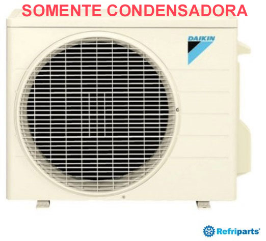 Condensadora Daikin 21.000 Rx60kevm 220/01 R 410 Inverter Quente Frio
