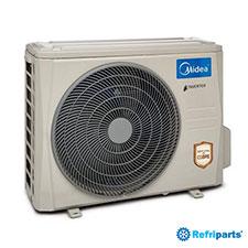 Condensadora Midea 24.000 Btu Modelo 38mbca24m5 - 220/01 - R-410 - Inverter Frio