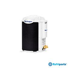 Condensadora Springer 12.000 Btu Modelo 38kcx12s5 220/01 R-410 Fixo Frio