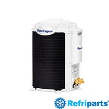 Condensadora Springer 22.000 Btu Modelo 38kco22s5 220/01 Frio R 22 Fixo