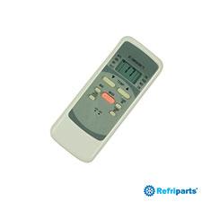 Controle Remoto Midea R51h/f Quente Frio