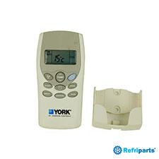 Controle Remoto York Hidronico Modelo Hhh07p16c