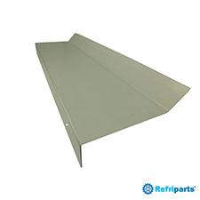 Defletor De Ar Para Ar Condicionado Split 0,90cm - Acrílico