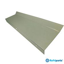 Defletor De Ar Para Ar Condicionado Split 1,10cm - Acrilico