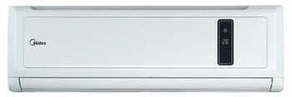 Evaporadora Midea 12.000 Btu Modelo Msc12hrn1  R 22  Inverter  Quente Frio
