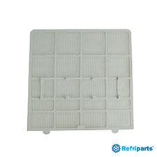 Filtro Ar Condicionado Komeco Modelos Lts07, Lts09, Kos07, Kos09, Kos12, Abs07, Abs09, Abs12