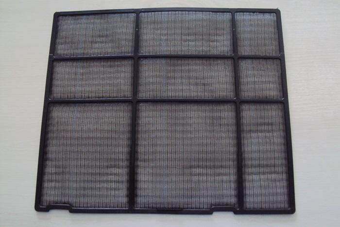Filtro Ar Condicionado Lg Modelos Tsnc E Tsnh Capacidades 7.000 Ate 12.000 Btus