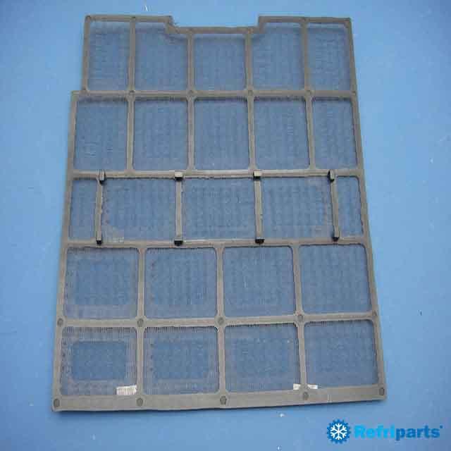 Filtro Ar Condicionado York Modelos Ysea, Yska, Yjhfy Capacidades 9.000 Ate 12.000 Btu  Lado Esquerdo