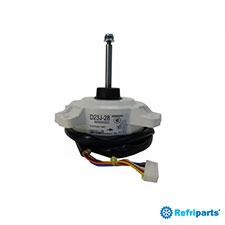 Motor Ventilador Condensadora Daikin Modelo Rk25jevm