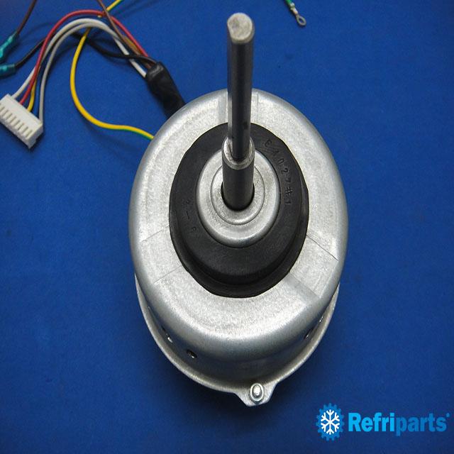Motor Ventilador Evaporadora Midea Modelos Ms_  Mse1 24-30  Cr/hr 36w