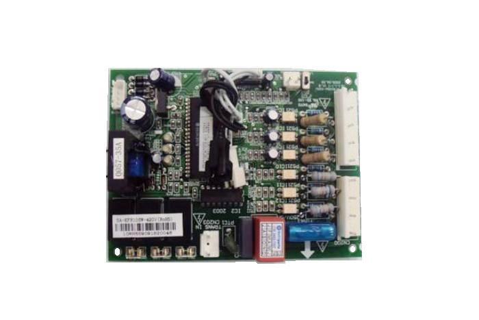 Placa Eletronica Condensadora Komeco Modelo Kop36qc G1/g2 220v/01