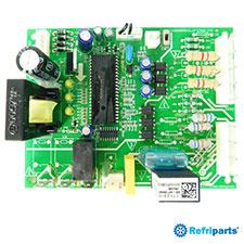 Placa Eletronica Condensadora Komeco Modelos Kop48-60fc-g1/g2ue380 Capacidadade 48.000 E 60.000 Btu - 380v/03