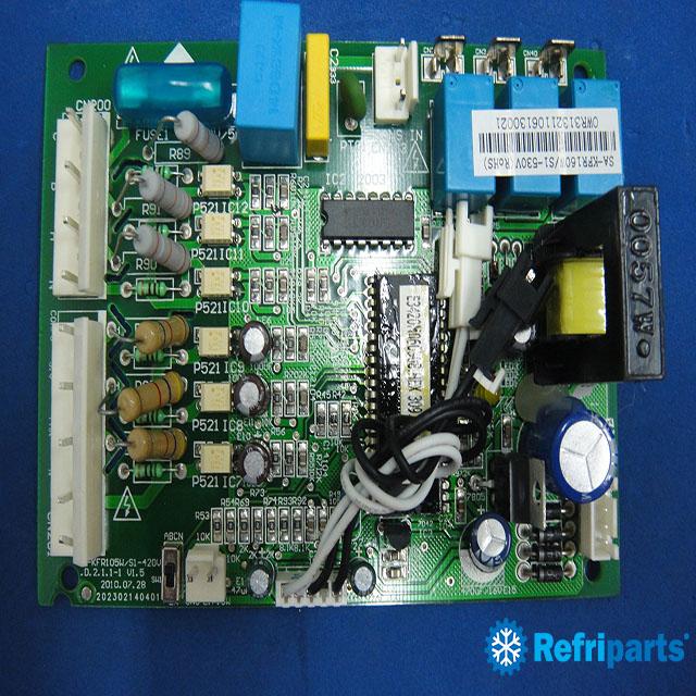 Placa Eletronica Condensadora Midea Modelos Mpc 48hr V2, Mpc 60hr V2