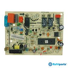 Placa Eletronica Condensadora Midea Modelos Msd-28cr, Msa-28cr, Mse1-30cr, Mss-28cr, 38kch22c5, 38mtca28m5