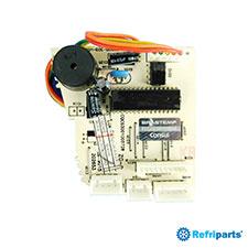 Placa Eletronica Evaporadora Consul Modelos Cbv-07bbbna, Bbf-07abbna