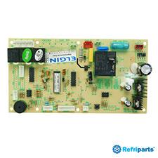 Placa Eletronica Evaporadora Elgin Modelos Phfi18-80 - Frio - Piso Teto