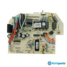 Placa Eletronica Evaporadora Gree Modelos Gsw9-22r/b, Gsw9-22r/c