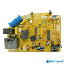 Placa Eletronica Evaporadora Komeco Modelo Lts12qce-g1