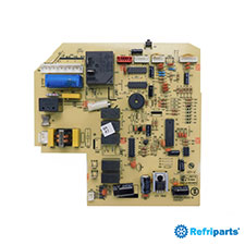 Placa Eletronica Evaporadora Komeco Modelo Yks18qca-g1