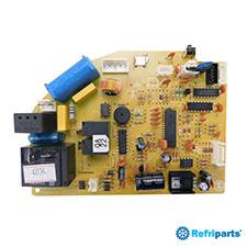 Placa Eletronica Evaporadora Komeco Modelos Bzs12qc 2lx, Abs12qc 2lx - Importada