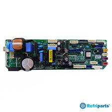 Placa Eletronica Evaporadora Lg Modelos Arnu09, Arnu12, Arnu18, Arnu24, Crnu09, Crnu12, Crnu18, Crnu24