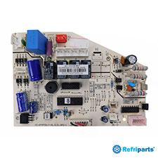 Placa Eletronica Evaporadora Midea Estilo Modelos 42mtqa28m5, 42mtqb28m5 Quente Frio