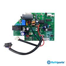 Placa Eletronica Evaporadora Midea Modelos 42mlcc09m5, 42mlcb09m5