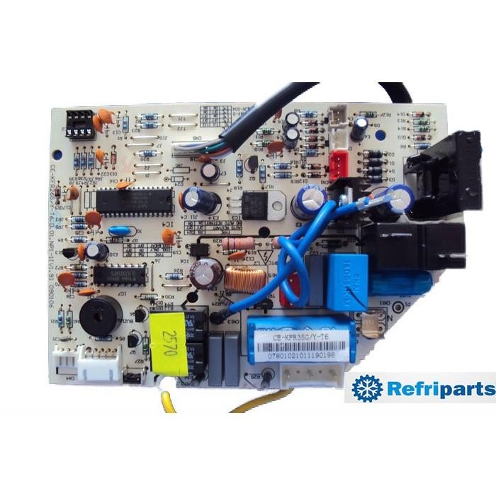Placa Eletronica Evaporadora Midea Modelos Mse-12hr, Mse1-12hr