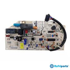 Placa Eletronica Evaporadora Midea Modelos Mss-09cr, Msm-09cr