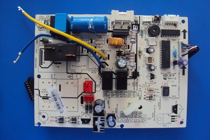 Placa Eletronica Evaporadora Springer Modelo 42fnqa18s5 Quente Frio