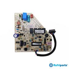 Placa Eletronica Evaporadora Springer Modelo 42luqa022515lc